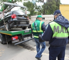В Москве уволен глава эвакуационной службы