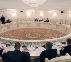 В Минске стартовала встреча подгруппы по вопросу Донбасса