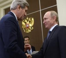 Керри встретиться с Путиным