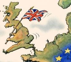 Стал известен выход Великобритании из состава ЕС