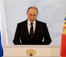 Путин обратился к Олланду и всему французскому народу в связи с трагедией в Ницце