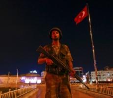 Последние турецкие мятежники капитулировали в Анкаре