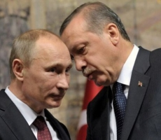Встреча Путина и Эрдогана планируется на август
