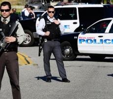 В США продолжается охота на полицейских
