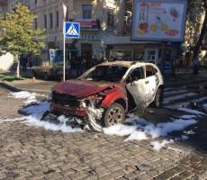 В Киеве взорвали журналиста Павла Шеремета
