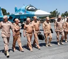 У российской группировки в Сирии сменился главнокомандующий