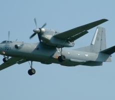Индийский транспортный самолет пропал с радаров