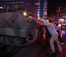США и ЕС разошлись во мнениях по поводу переворота в Турции