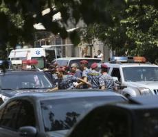 Отпущены последние два заложника из здания полиции Еревани