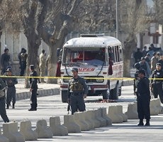 В Кабуле теракт унес жизни 80 человек