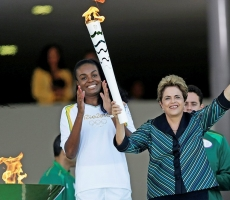 В Бразилии предотвратили попытку кражи олимпийского факела