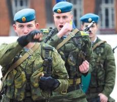 В России расширяют набор на контрактную службу в армии