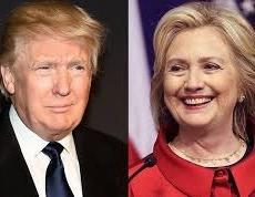 """Трамп дал прозвище Клинтон """"протухшая"""""""
