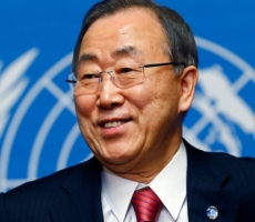 Генсек ООН призвал к миру во всем мире на время ОИ