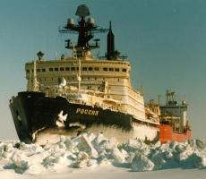 Россия создаст арктический боевой флот