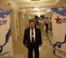 Лидер узбеков России зарегистрирован кандидатом в Госдуму