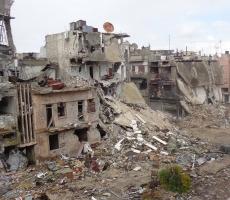 Украинские силовики обстреляли район Донецка
