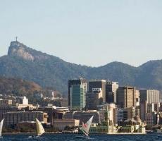 Обрушение стапеля водных видов спорта на Олимпиаде в Рио