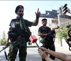 Здание полиции в Ереване освободили