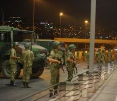 В Турции арестован отряд спецназа пытавшийся захватить Эрдогана