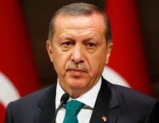 Эрдоган не говорил о поддержке Западом терроризма