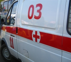 Мужчина чудом словил девочку падающую с 8 этажа