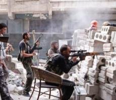 Между сирийскими военными и исламистами произошло ожесточенное сражение за базу Халеб