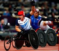 Украинцы обрадовались дисквалификации конкурентов в виде России на паралимпийских играх