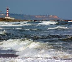 Одесситам запретили купаться в море