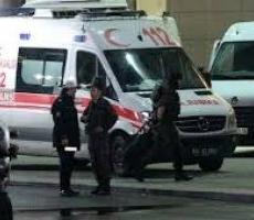 В горящей больнице Багдада погибло 11 детей