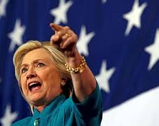 Для победы на выборах Клинтон бросается на Москву