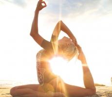 Йога, как средство спасения позвоночника
