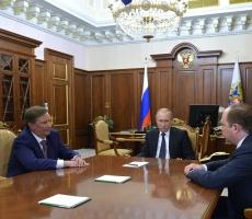 В России сменили главу администрации президента