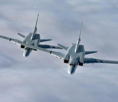 Российские ВВС вновь бомбят ИГИЛ