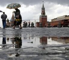 Из-за дождя в Москве к вечеру будут сильные пробки
