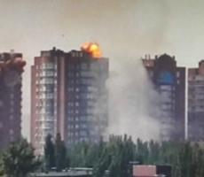 ВСУ не прекращают обстрел территории ДНР