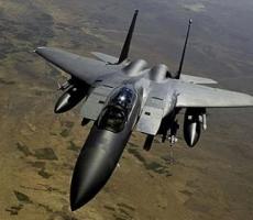 Американские ВВС прогнали сирийские истребители над Эль-Хасакой