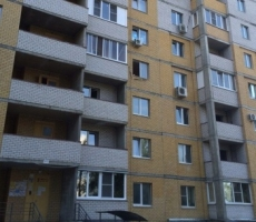 Падающий дом в Поворино угрожает жизни людей