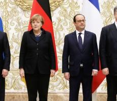 Киев и Донецк готовы к разведению сил с линии соприкосновения
