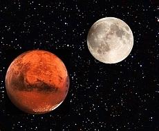 Марс соединился с Сатурном: энергия космоса нарастает