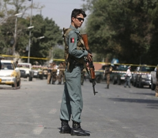 в Кабуле террорист захватил американский университет