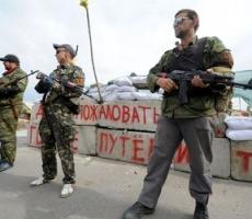 Силовики обстреляли территорию ЛНР