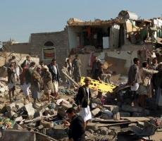 Саудовская коалиция уничтожает мирных жителей в Йемене