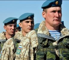 В Крым перебросили российских десантников и морскую пехоту