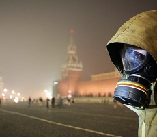 Москвичи дышат ядовитым воздухом