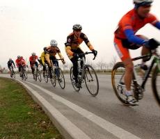 На Украине восемь велосипедистов попали под колеса фуры