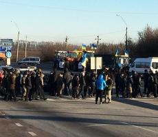 Протест фермеров Украины становится организованным