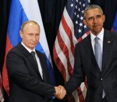 Встреча Путина и Обамы пройдет в понедельник