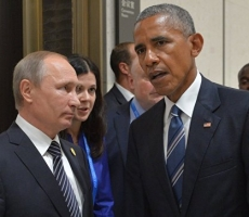Главными темами беседы Путина и Обамы стали Сирия и Украина