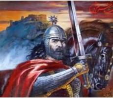 Исторический герой Ирана Бабек был талышом